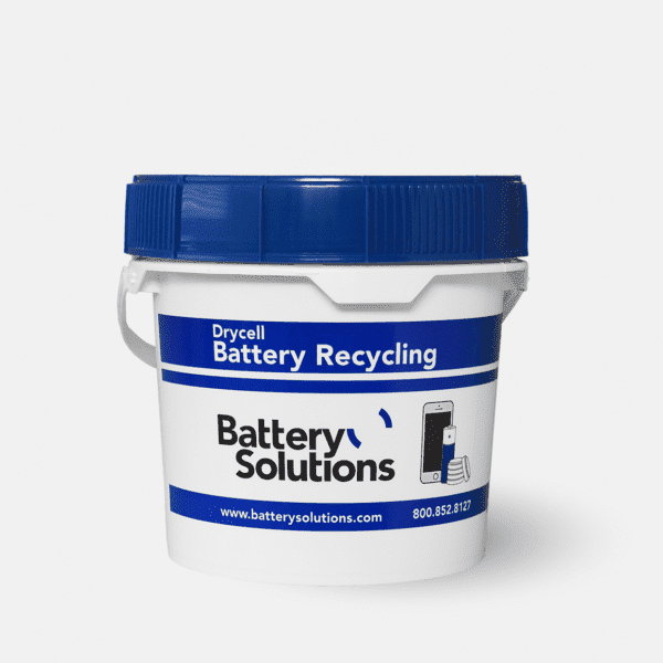 Battery Recycling Kit 55