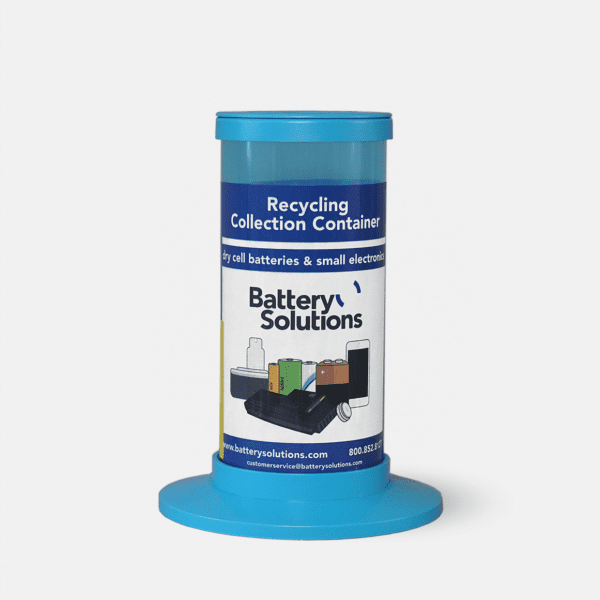 Battery Collection Tube- Small