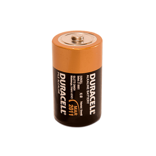 Non-Rechargeable - Alkaline & Zinc Battery