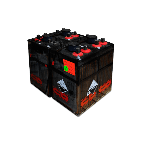 Industrial Batteries- Large Flooded Cell