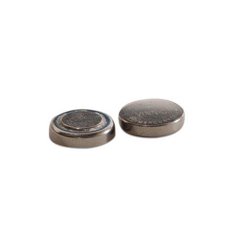 Non-Rechargeable- Mercury Battery