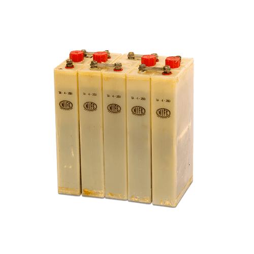 Industrial Batteries- Nickel Iron
