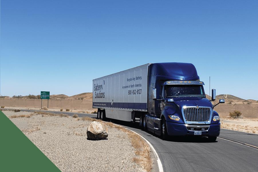 EV/HEV Battery Shipping